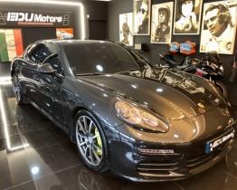 Porsche Panamera S E-Hybrid Plug In
