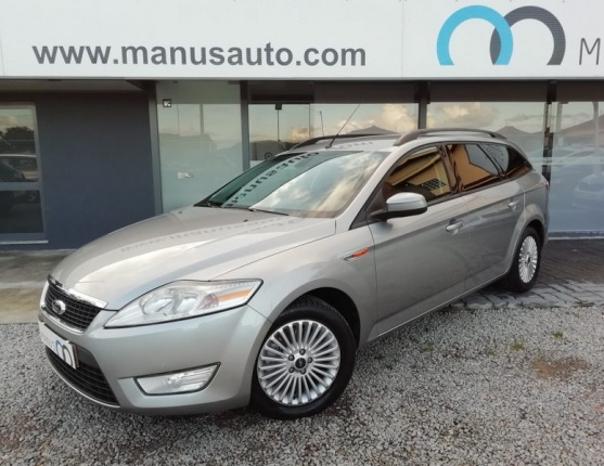 Ford Mondeo SW, 2009