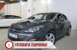 Opel Astra 1.6 CDTI Executive S/S 110cv