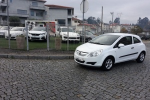 Opel Corsa d van