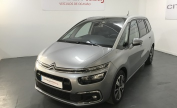 Citroën C4 Grand Picasso 1.6 BlueHDi 120 EAT6 Feel 17