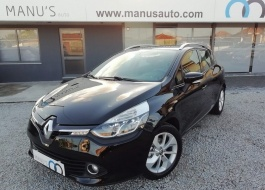 Renault Clio Sport Tourer 1.5 DCI Dynamique GPS