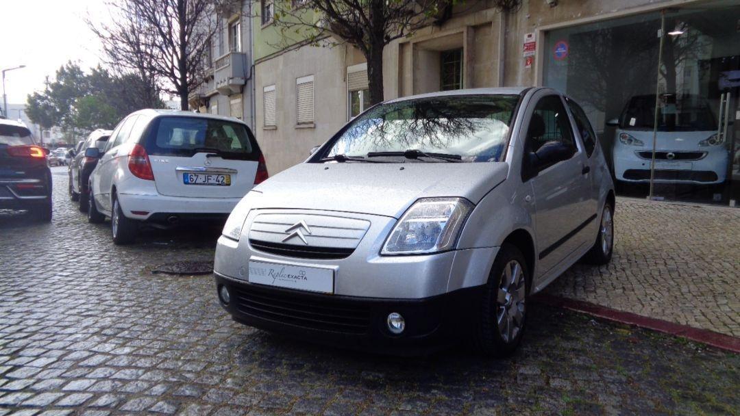Citroën C2 1.4hdi, 86.000kms