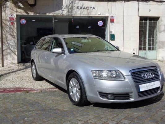 Audi A6 avant, 2007