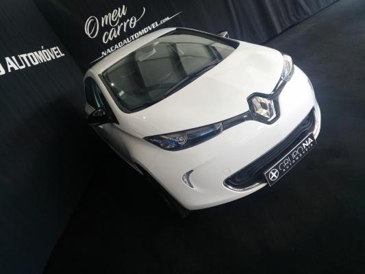 Renault ZOE, 2017