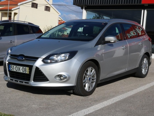 Ford Focus SW, 2014