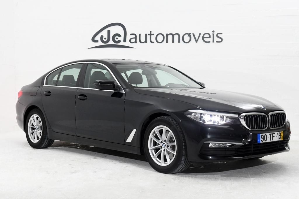 BMW Série 5 520d Aut.