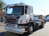 Scania P94 P 380 // Retarder // CX MANUAL