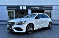 Mercedes-benz A 180 d AMG Line