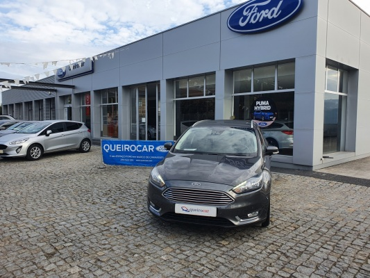 Ford Focus SW, 2017