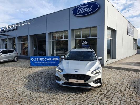 Ford Focus, 2019
