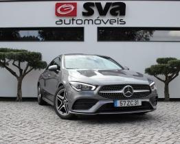 Mercedes-Benz CLA 180 d AMG Ncional