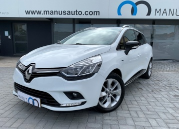 Renault Clio Sport Tourer 1.5 DCi Limited GPS