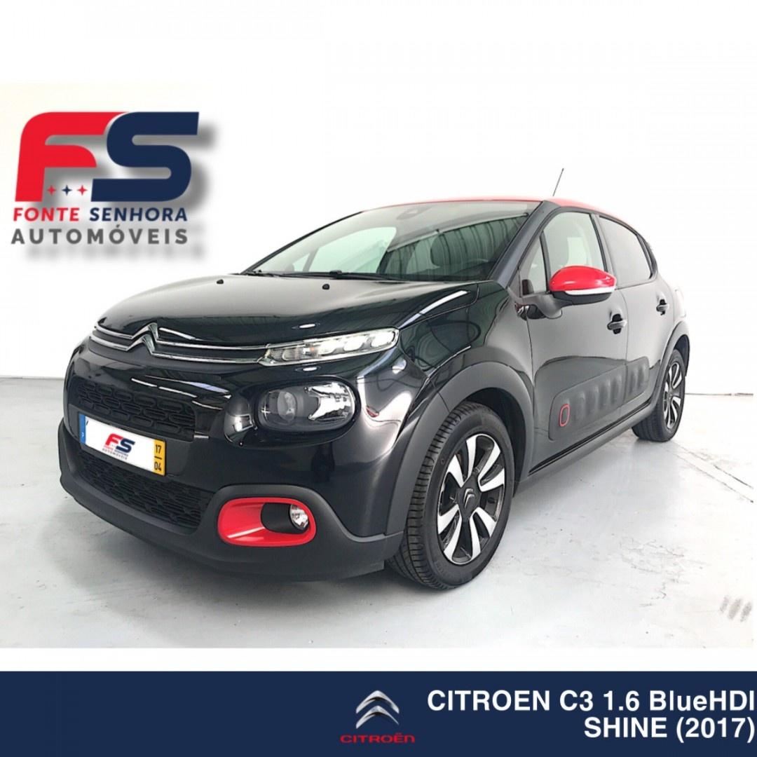 Citroën C3 1.6 BLUEHDI SHINE