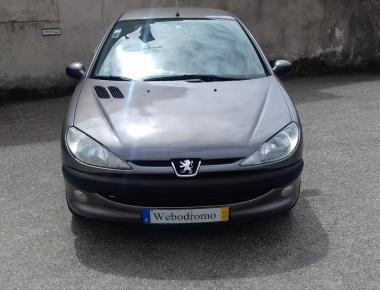 Peugeot 206 1.4 GASOLINA