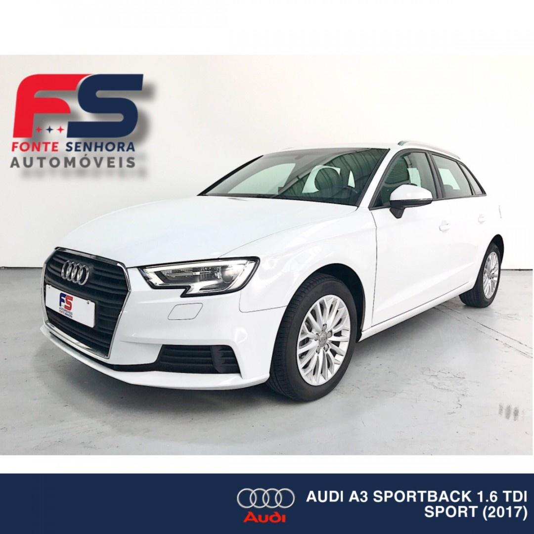 Audi A3 Sportback 1.6 TDi Sport