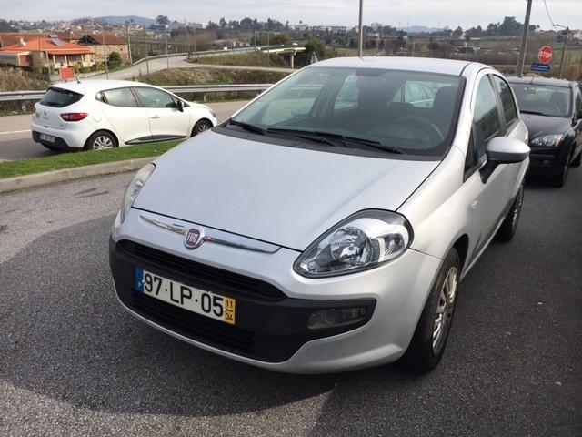 Fiat Punto Evo 1.3 Mjet