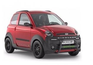 Microcar MGO 4 Highland X :