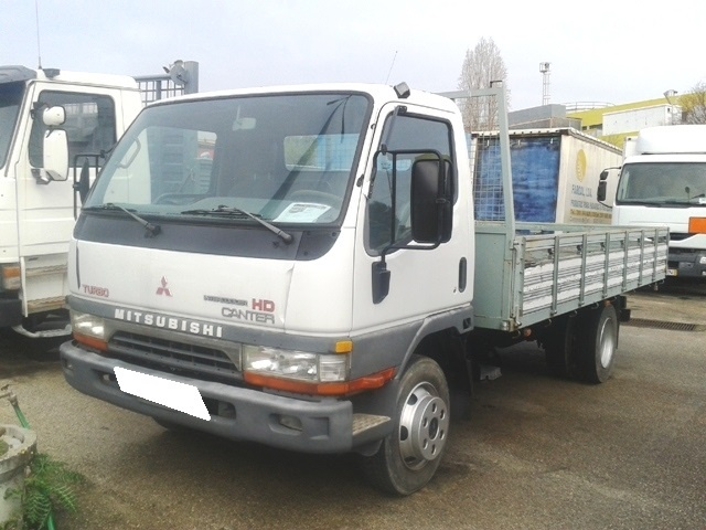 Mitsubishi Canter  FE659 7500Kgs PB