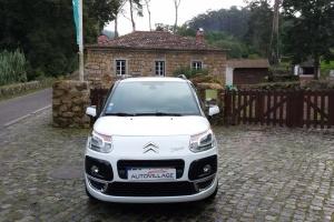 Citroën C3 Picasso 1.6 HDI Exclusive