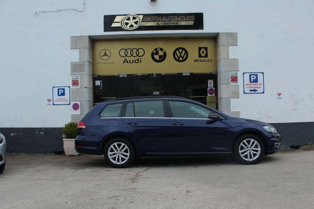 Vw Golf variant V.2.0 TDi Highline DSG