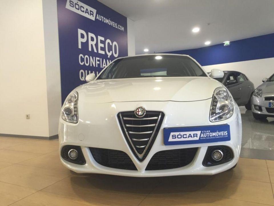 Alfa romeo Giulietta 1.6 JTD SUPER