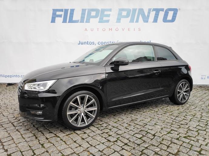 Audi A1 1.0 TFSI S-Line