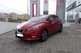 Nissan Micra 1.0 IG-T Acenta+Navegação