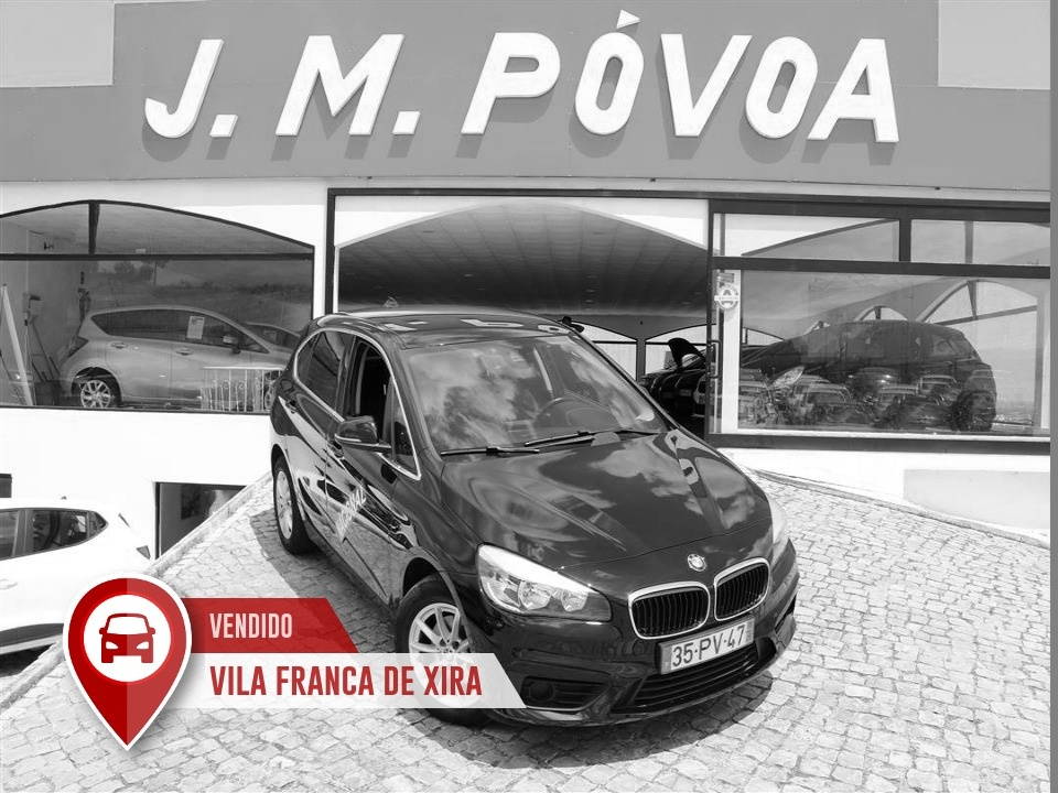 BMW 216 Active Tourer 1.5 d