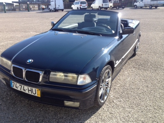BMW 318, 1997