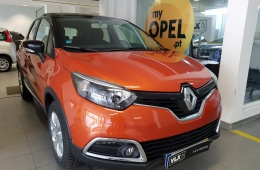 Renault Captur 0.9TCE Exclusive