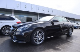 Mercedes-Benz E 250 250 Bluetec AMG