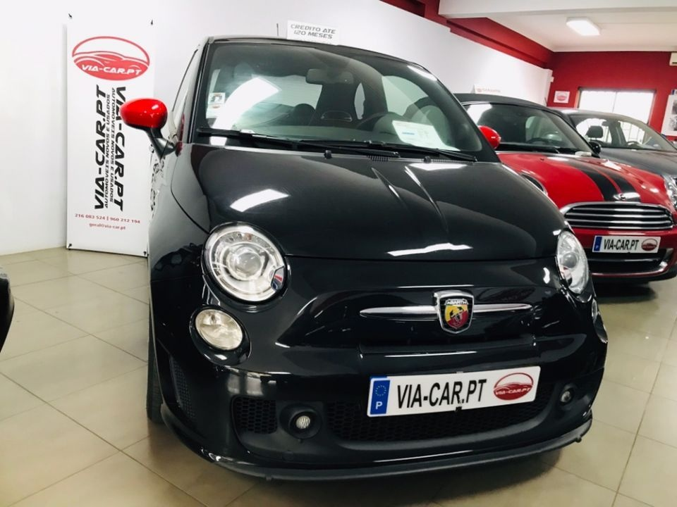 Abarth 500 1.4 Turbo