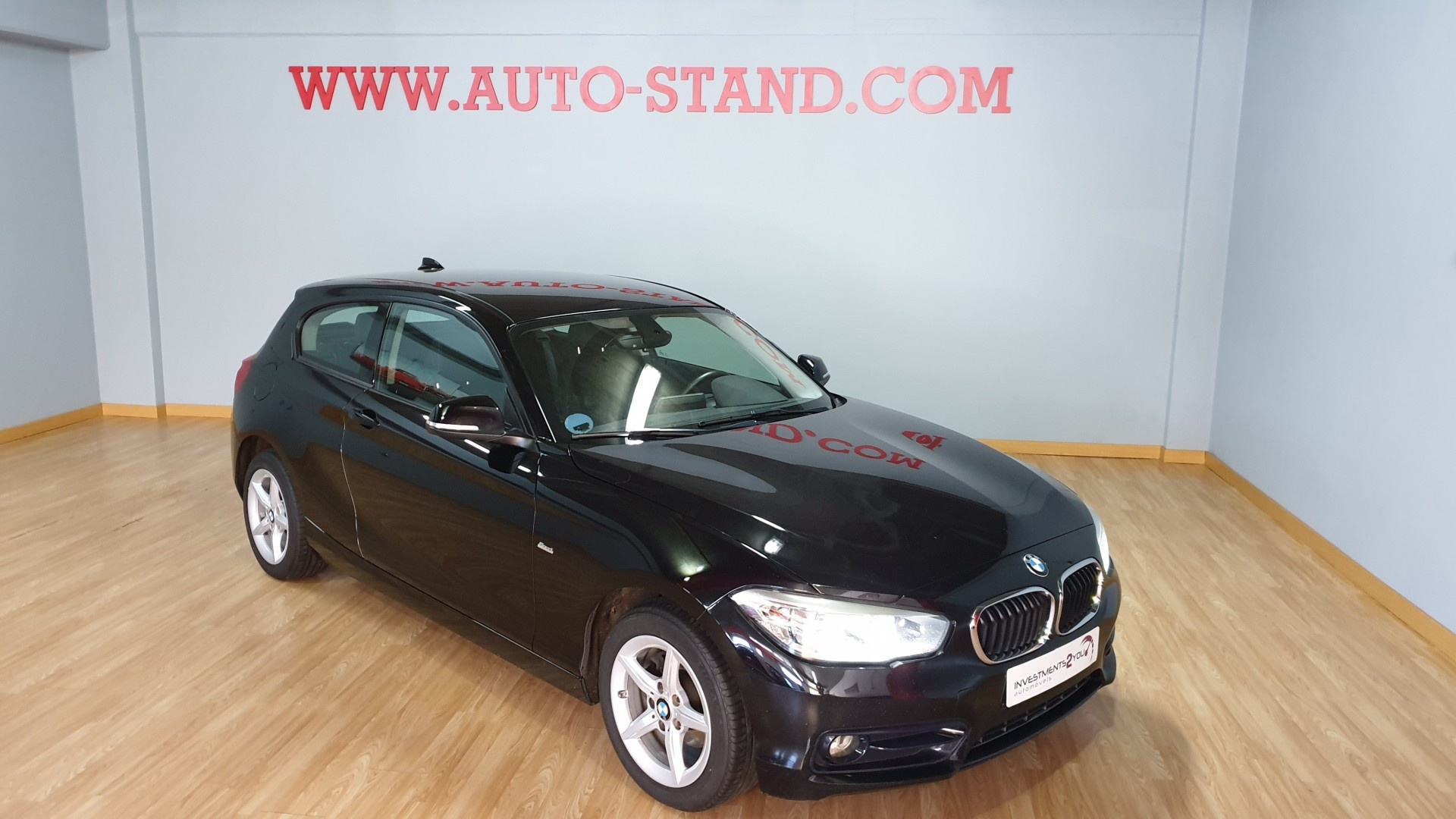 BMW 116 Steptronic Sport-Line