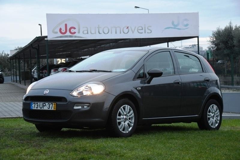 Fiat Punto 1.3 16v Multijet Easy