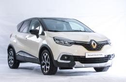 Renault Captur Exclusive 1.5 EDC