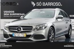Mercedes-Benz C 180 ST Bluetec Avantgarde