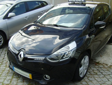 Renault Clio IV dCi 90