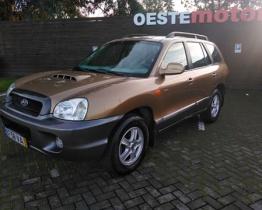 Hyundai Santa Fe 4wd (VENDIDO)