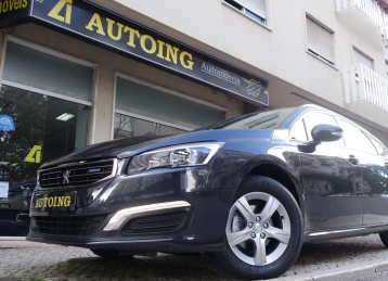 Peugeot 508 SW 1.6 HDI ACTIVE