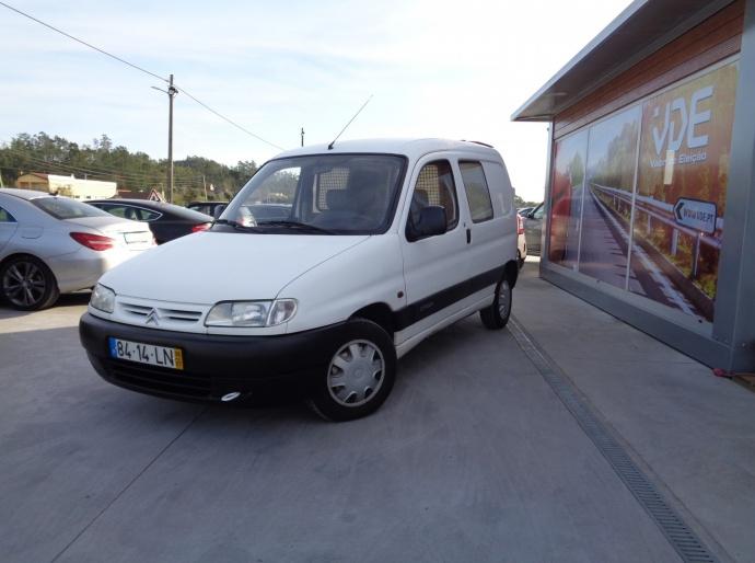 Citroën Berlingo 1.9d c/GIRAFON
