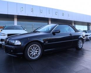 BMW 320 320 CI Cabrio