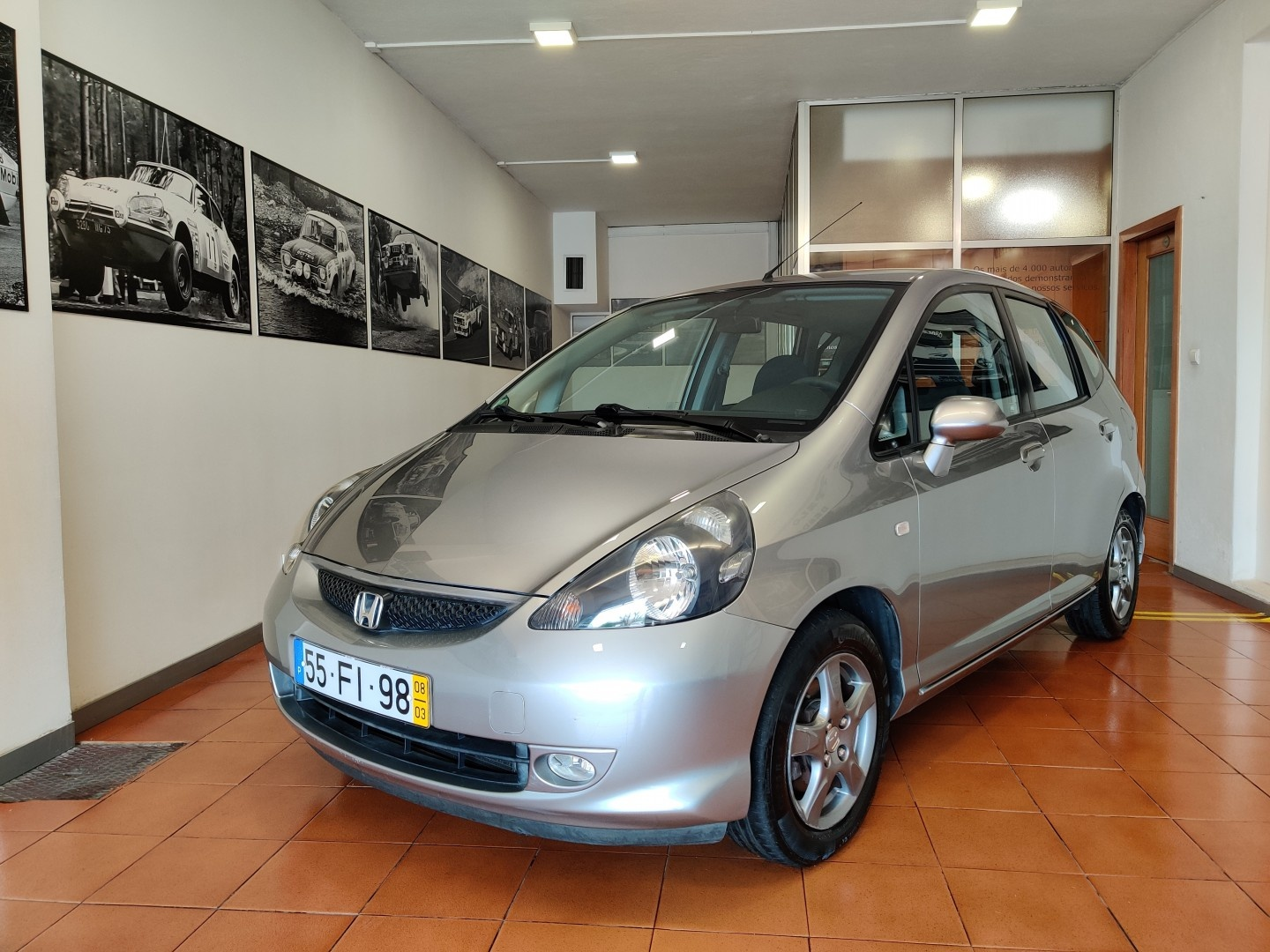 Honda Jazz 1.2 DSi Cool