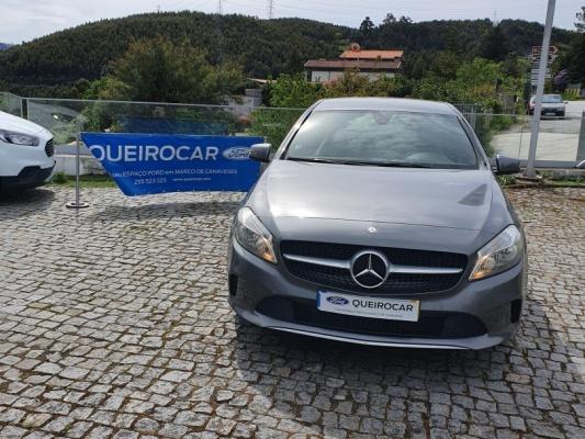 Mercedes-Benz 180, 2017