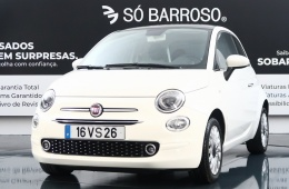 Fiat 500 1.2 S&S Lounge
