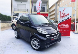 Smart ForTwo Eletric Drive Passion
