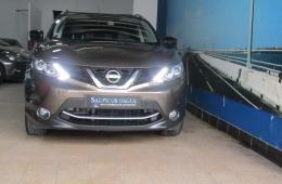 Nissan Qashqai 1.6 DCI Tekna Premium Pele