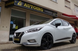 Nissan Micra 0.9 IG-T BOSE Limited Edition S/S