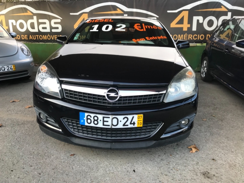 Opel Astra H Van 4 Rodas Automoveis