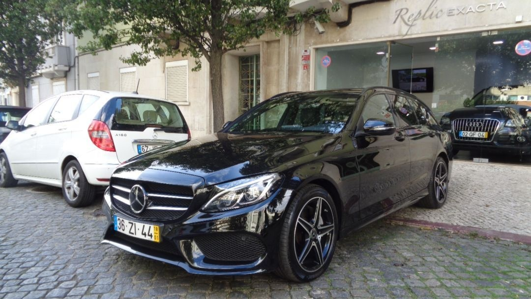Mercedes-benz C 220 d Station BlueTEC AMG